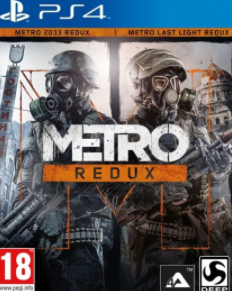 Metro Redux PS 4
